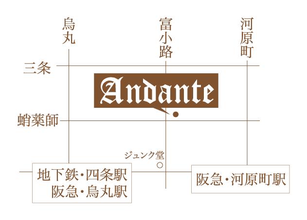 Andante MAP